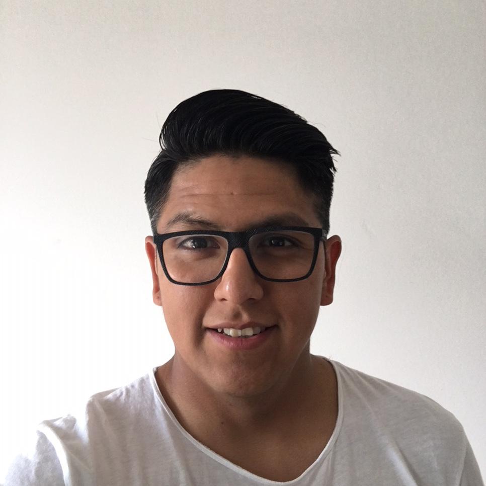 Ivan Castillo - Winner ShowRUM Taster of the Year 2018